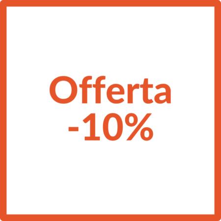 Offerta -10%